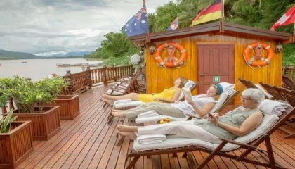 Luxury Mekong Cruise Holiday