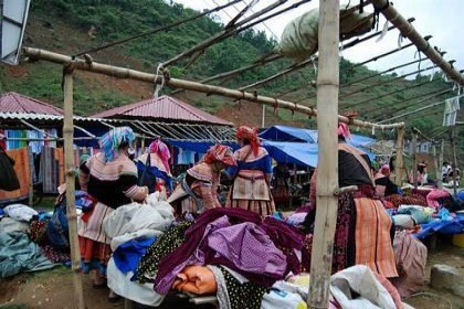 Sapa Most Famous markets