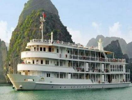The Au Co Halong Cruise - THE LOST CIVILIZATION