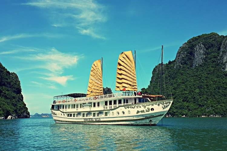 Indochina Sails Photos