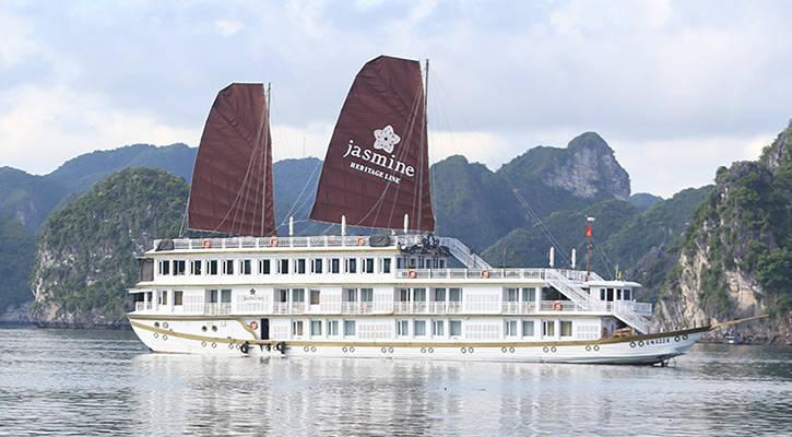 Halong Jasmine Cruise Photos