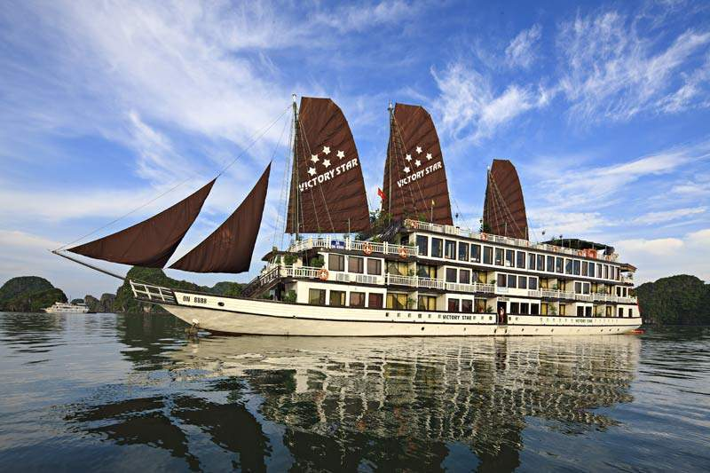 Victory Star Halong Cruise Photos