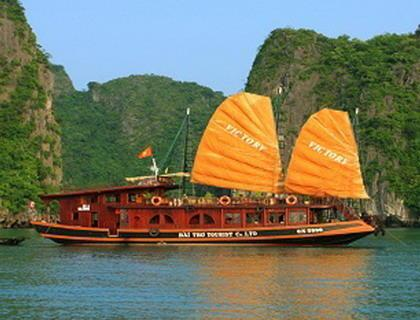 Bai Tu Long Bay Cruise - THE LOST CIVILIZATION