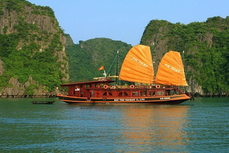Halong Victory Star Private Cruise Photos