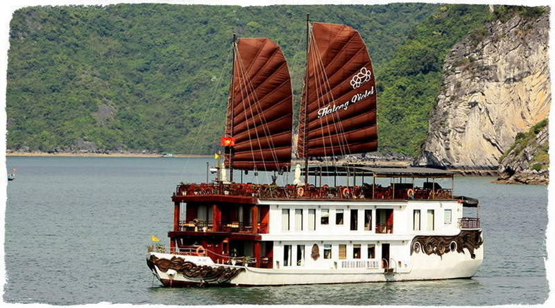 Halong Violet Cruise Photos