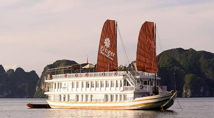 Halong Ginger Cruise Photos