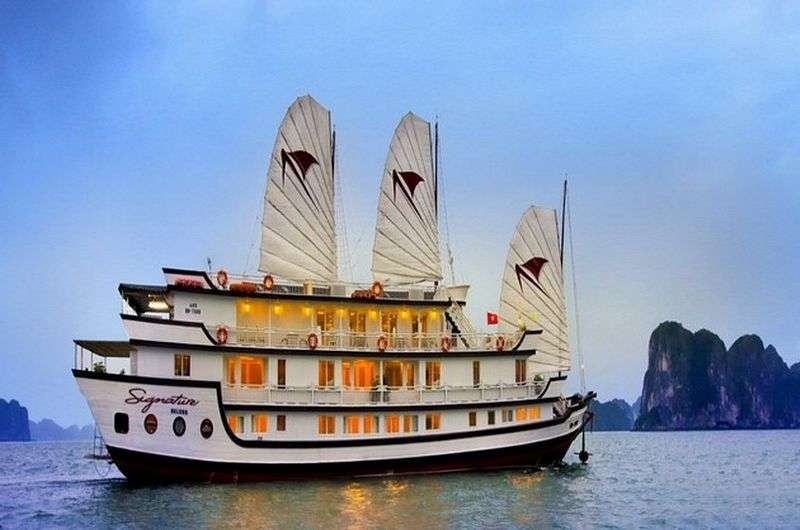 Signature Halong Cruise Photos