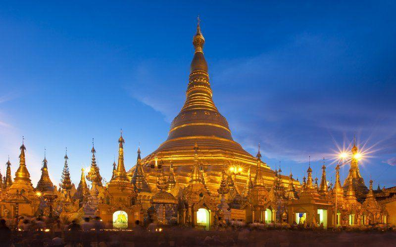 Glimpse of Myanmar Tour Package by Local Agent