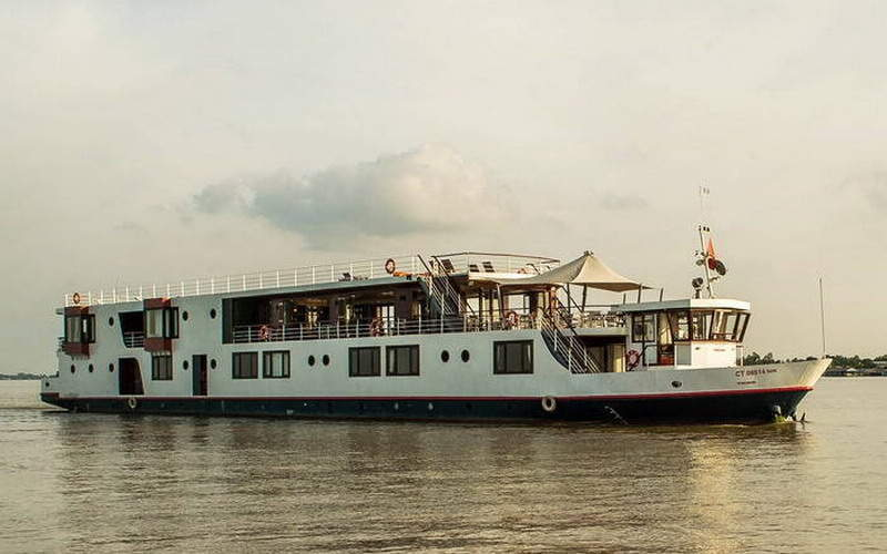 Can Tho - Phnom Penh by Mekong Eyes Explorer Cruise