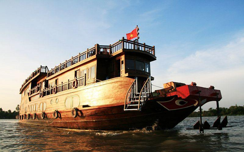 Mekong Eyes Cruise Photos