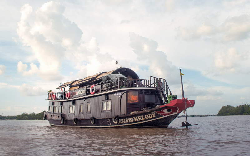 Mekong Melody Cruise Photos