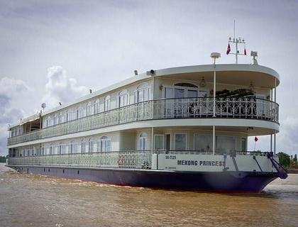 Mekong Princess Cruise