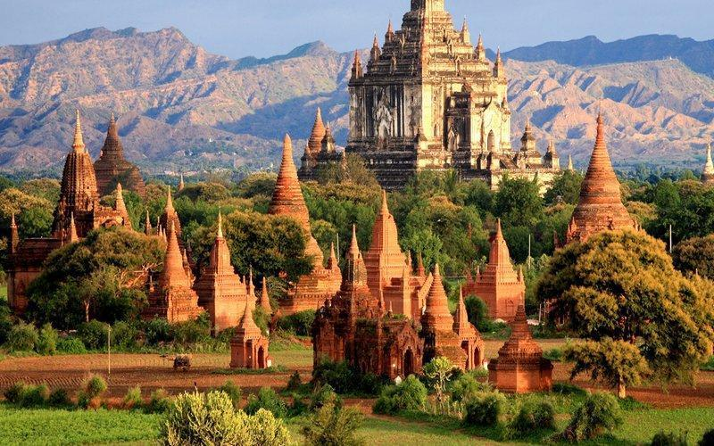 Is it safe travelling to Myanmar?